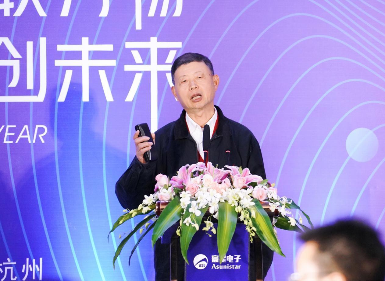 半导体行业协会陈光磊发言